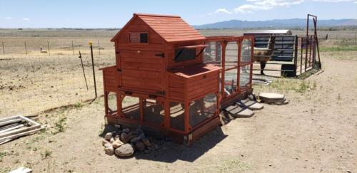 Chicken Coop #2, other side